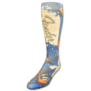4-450SUB Fender Promotional Socks